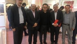 بازدید آقای مهندس عزیزی مدیر عامل شرکت نفت بهران از نمایشگاه بین المللی زنجیره تامین لاستیک